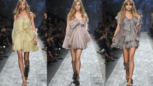 2010 İlkbahar Yaz Modası -