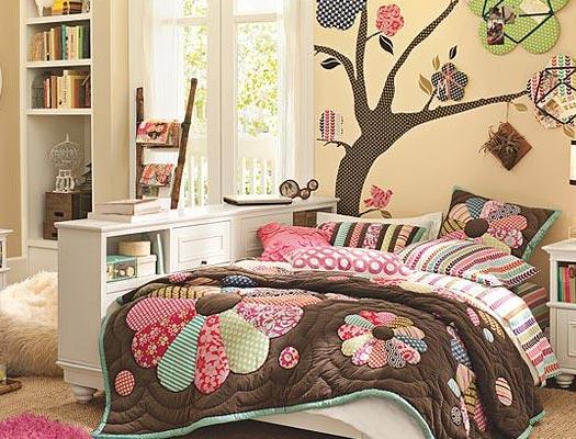 Genç odası dekorasyon fikirleri